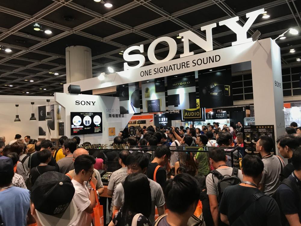 20170812 - AV Show @ 第2場 Sony